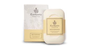 Carthusia Mediterraneo bath soap