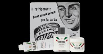 VIntage Proraso Advertising