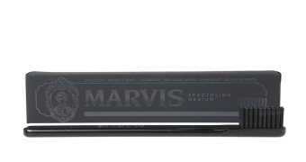 Marvis Medium Bristle Black Toothbrush