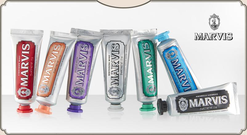 Marvis - Contemporary Italian Toothpaste