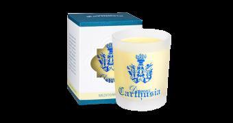 Carthusia Mediterraneo candle